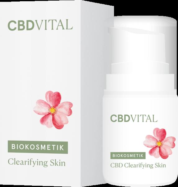 CBD Clearifying Skin Natürliche Spezialpflege mit CBD 50ml
