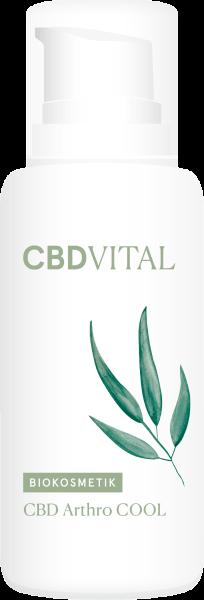 CBD Arthro COOL Gelenks- & Muskelbalsam 100ml