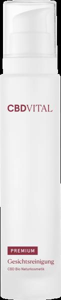 Gesichtsreinigung PREMIUM CBD Bio Naturkosmetik 100ml