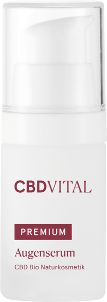 Augenserum PREMIUM CBD Bio Naturkosmetik 15ml
