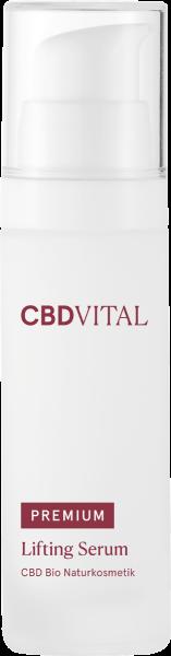 Lifting Serum PREMIUM CBD Bio Naturkosmetik 30ml