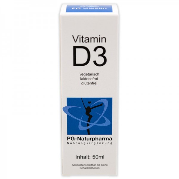 Vitamin D3 Tropfen - 50ml