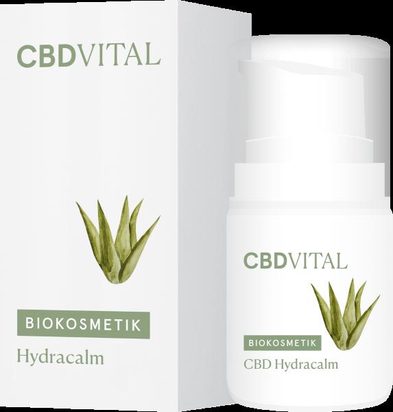 CBD Hydracalm Anti-Aging-Pflege mit CBD 50ml
